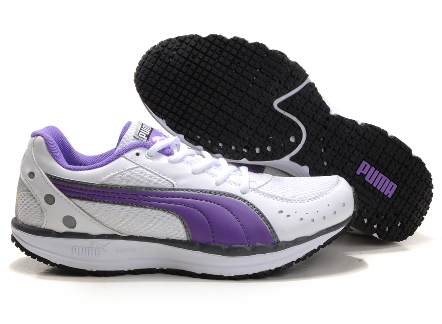 BodyTrain Mesh Women's Toning Shoes White/Purple