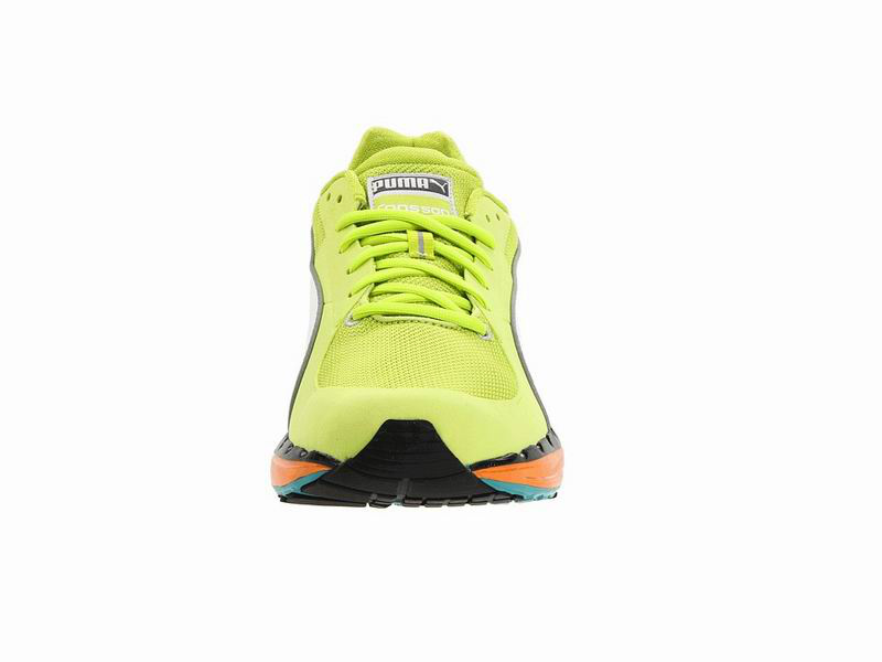 Puma Faas 500 Running Shoes Green White