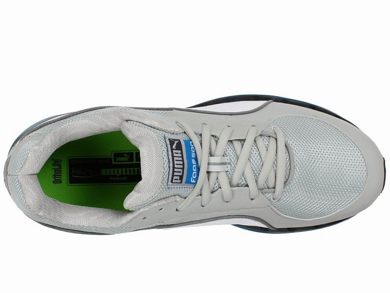 Puma Faas 500 Running Shoes Grey White