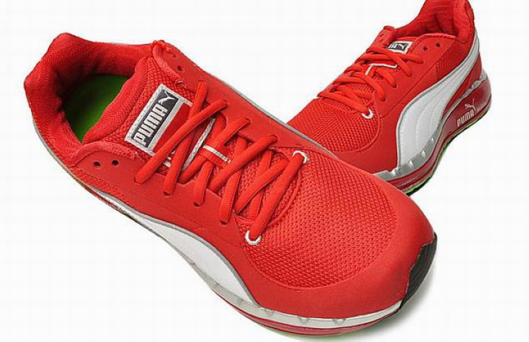 Puma Faas 500 Running Shoes Red White