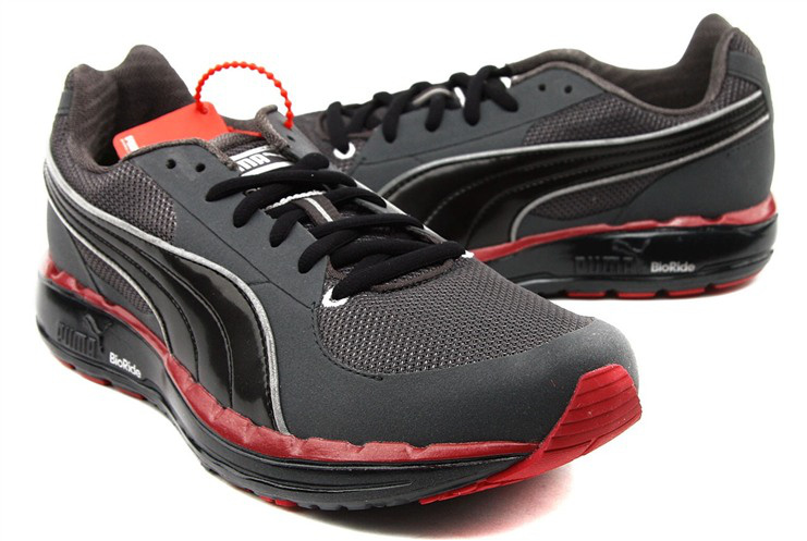 Puma Faas 500 Running Shoes Black Red