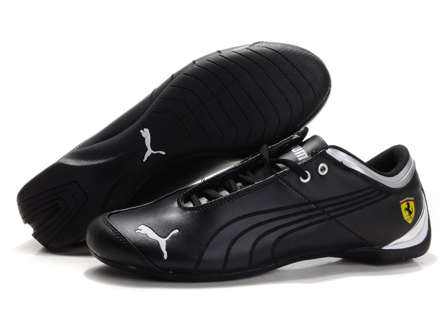 Puma Ferrari Future Cat Shoes Black