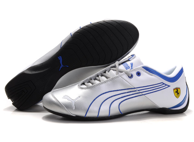 ZVENT Women\'s Puma Ferrari Future Cat Shoes Brown/Gold | Puma Ferrari