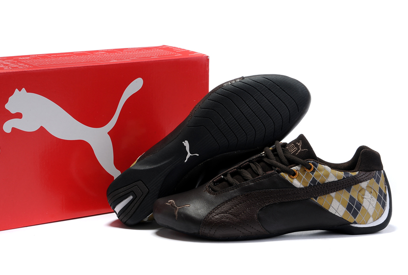 Puma Future Cat GT Ferrari Grid Brown/Colors