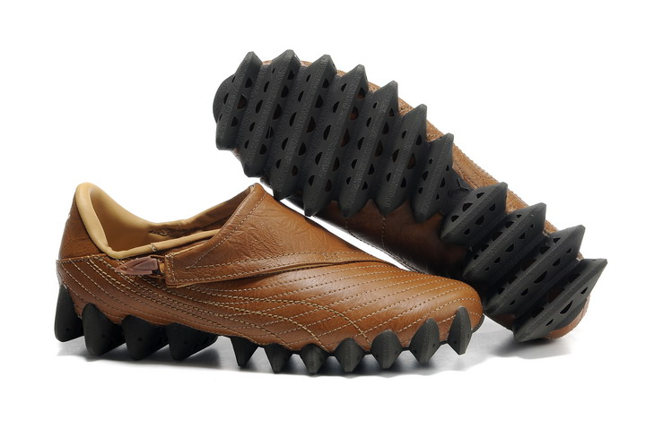 Men's Puma Caterpillar Shoes Brown