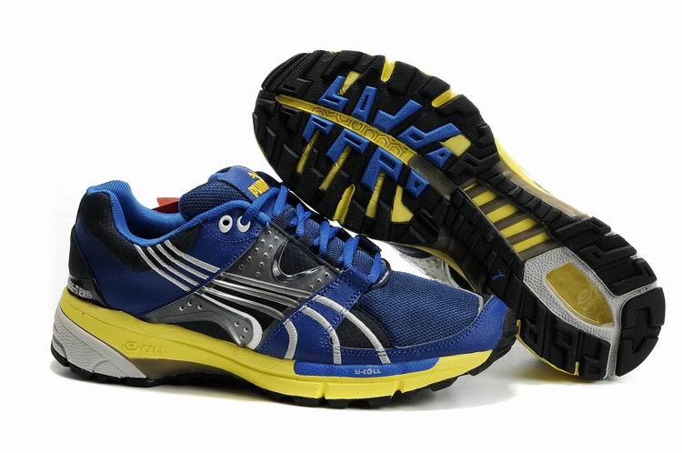 Puma Cell Vetara Shoes Blue/Yellow