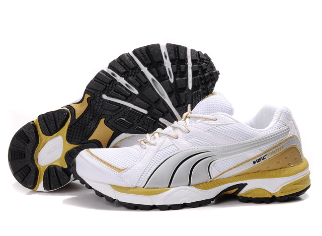 Puma Complete Vectana 2 White/Silver/Yellow