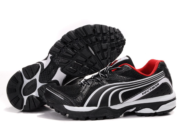 Puma Complete Vectana 2 Black/White/Red
