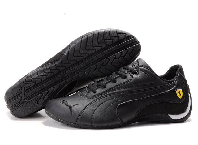 Men's Puma Drift Cat Shoes Black