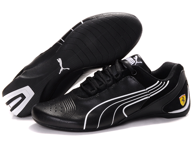 Puma Drift Cat iii Shoes Black/White