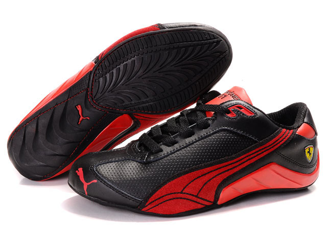 Puma Drift Cat iii Sneakers Black/Red