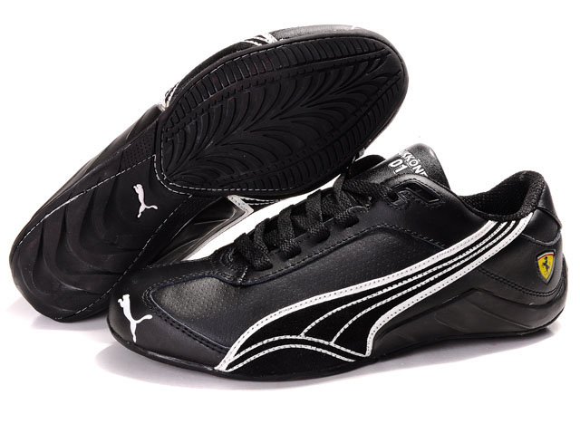 Puma Drift Cat iii Sneakers Black/White