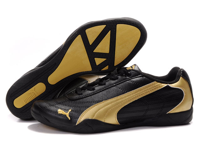 Puma Ducati Shoes 2011 Black/Gold