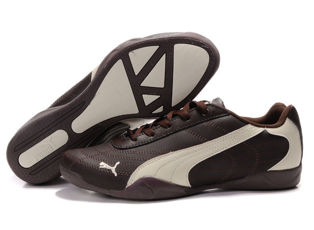 Puma Ducati Shoes 2011 Brown/Beige