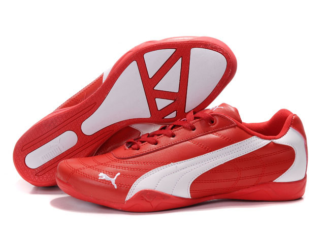 Puma Ducati Shoes 2011 Red/White