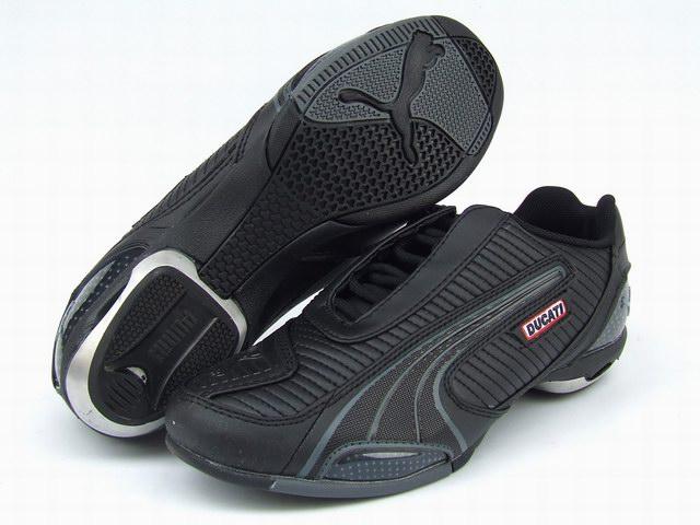 Puma Ducati Testastretta Shoes Black/Navy