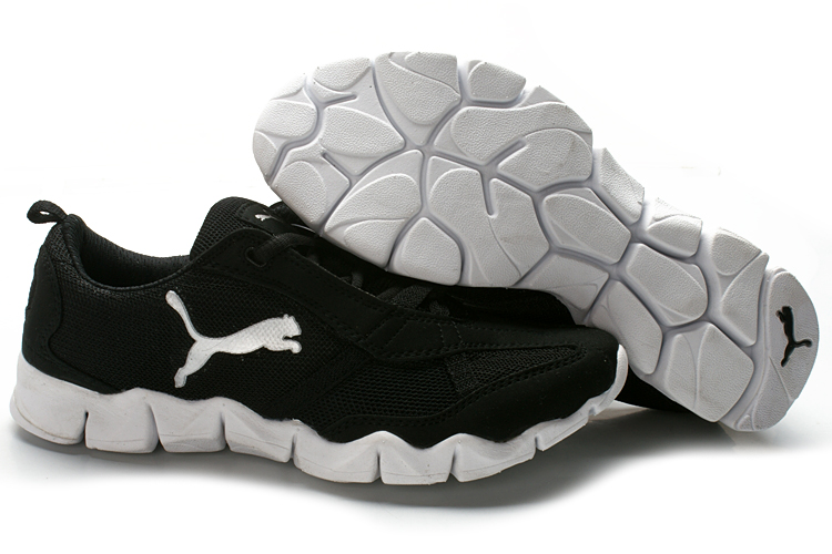 Puma Elye Running Shoes Black/White