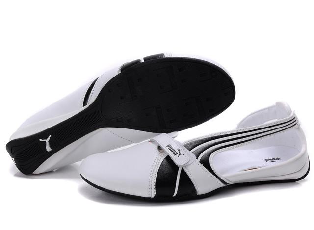 Puma Espera Patent FS White/Black