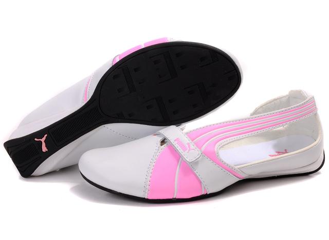 Puma Espera Patent FS White/Pink