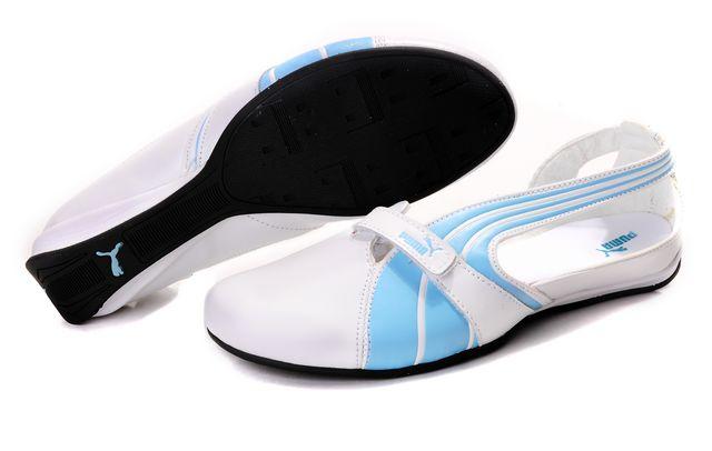 Puma Espera Patent FS White/Sky Blue