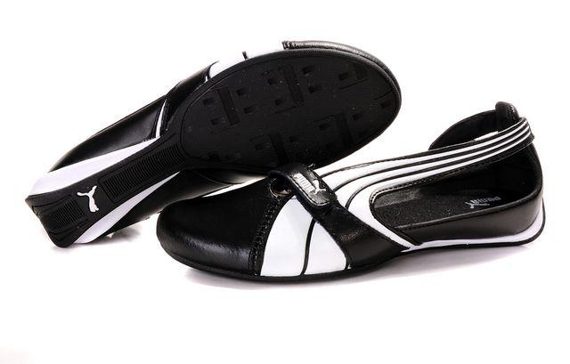 Puma Espera Patent FS Black/White