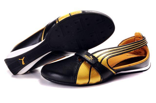 Puma Espera Patent FS Black/Gold