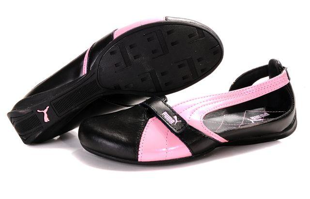 Puma Espera Patent FS Dark Black/Pink