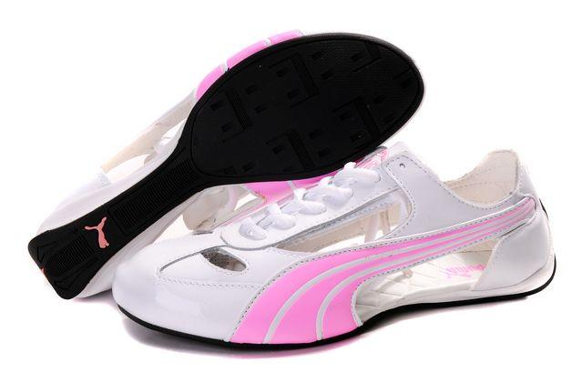 Puma Espera ii Sequins White/Pink