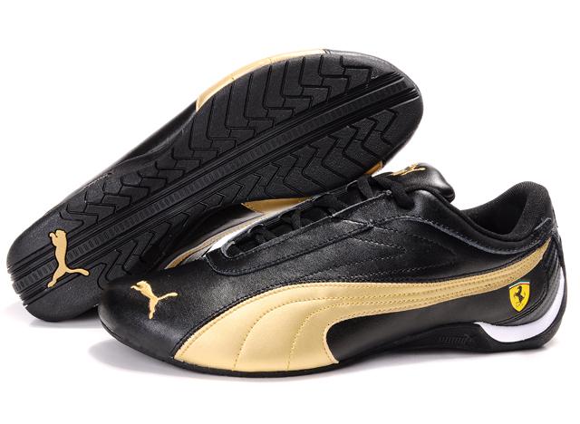 Men's Nike Black Athletic Tennis Shoes