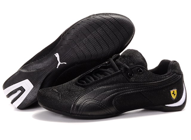Men's Puma Ferrari Footwear Black