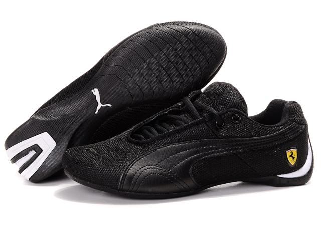 Puma Ferrari Footwear Black
