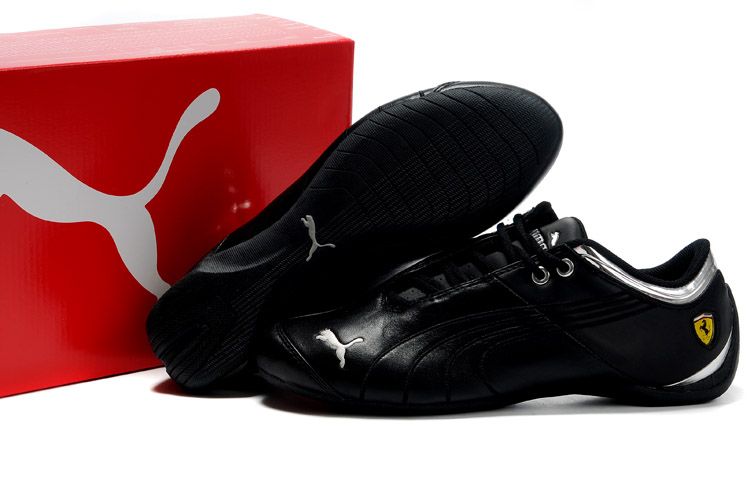 Puma Ferrari Future Cat M1 Black/Sliver