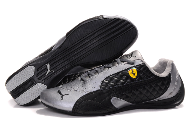Puma Ferrari Induction Sneakers Grey/Black