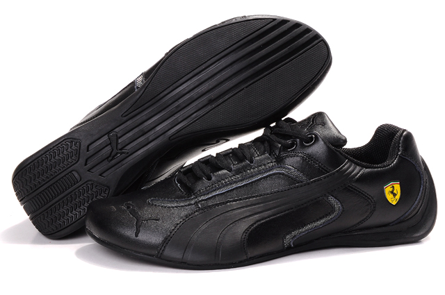 Puma Ferrari Pace Cat II Black