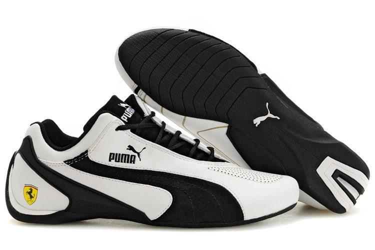 Puma Fluxion GT Shoes Beige/Black
