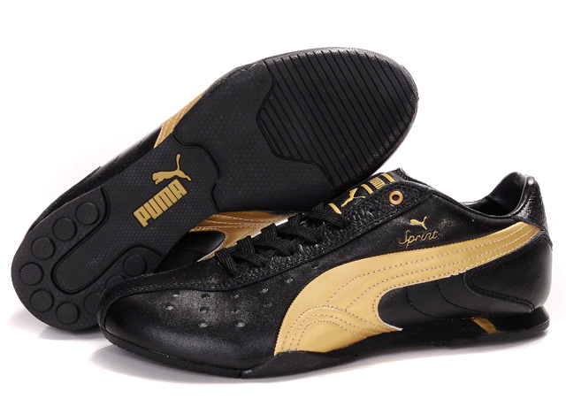Puma Future Cat Ferrari Shoes Black/Beige