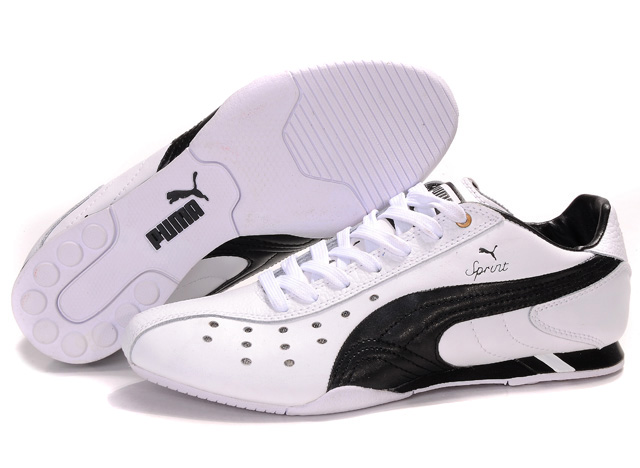 Puma Future Cat Ferrari Shoes White/Black