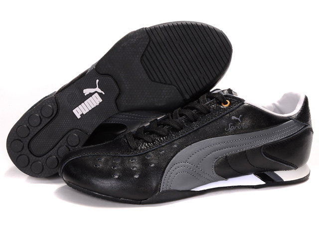 Puma Future Cat Ferrari Shoes Black/Grey