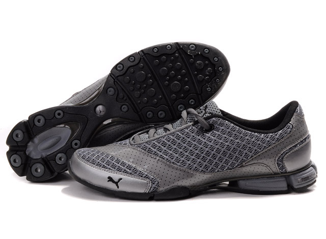 Men's Puma Future Cat GT Ferrari Grey/Silver/Black