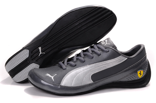 Puma Future Cat M1 Shoes Grey/Silver