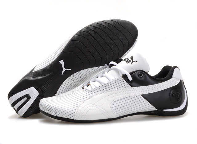 Puma Future Cat Remix Shoes White/Black