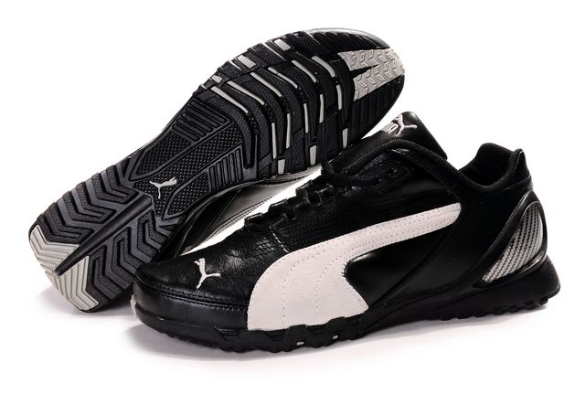 Puma Grit Cat III Shoes Black/Beige