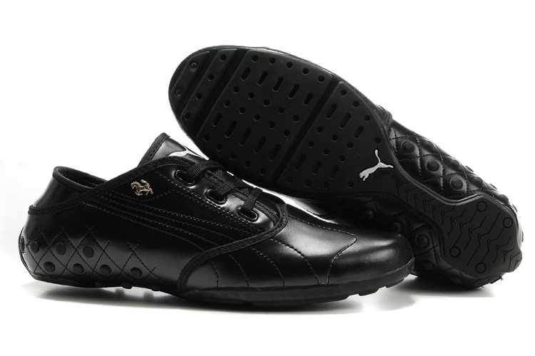 Puma H-Moc Shoes Black