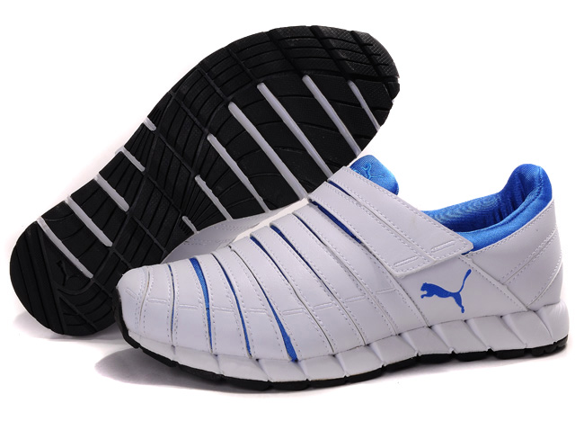 Puma Lazy Insect II Shoes White/Blue