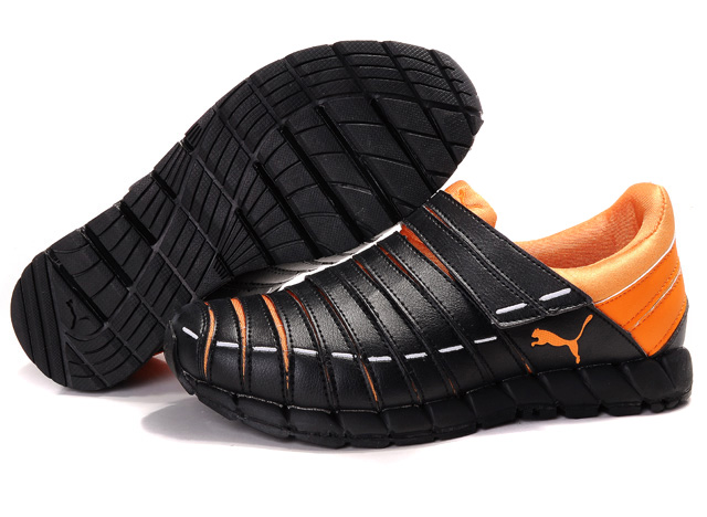 Puma Lazy Insect II Shoes Black/Orange