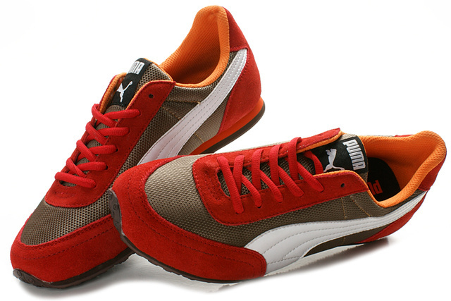 Puma Rio Racer Sneakers Red