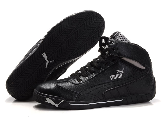 Puma Schumacher Racing Shoes Black