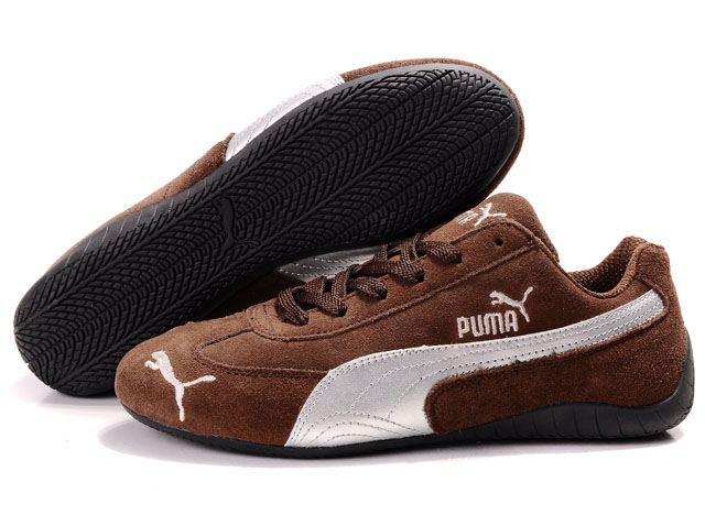 mens puma speed cat sd suede shoes