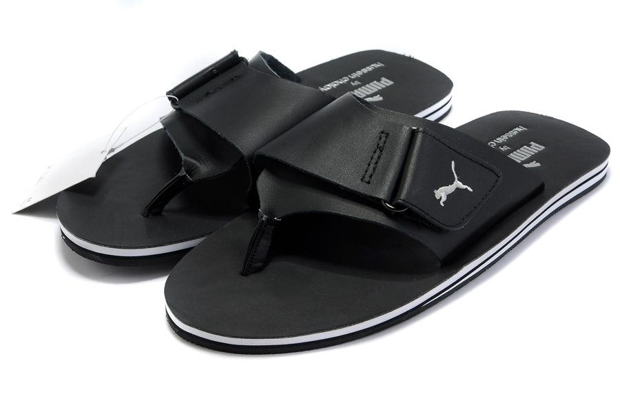 Men's Puma Urban Mobility Sandal Black/White