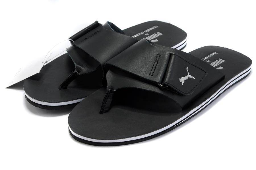 Men's Puma Urban Mobility Sandal Black/White